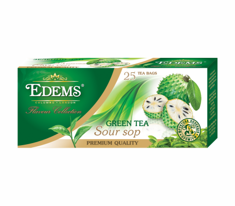 EDEMS SOURSOP 25tb