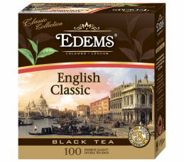EDEMS ENGLISH CLASSIC 100tb
