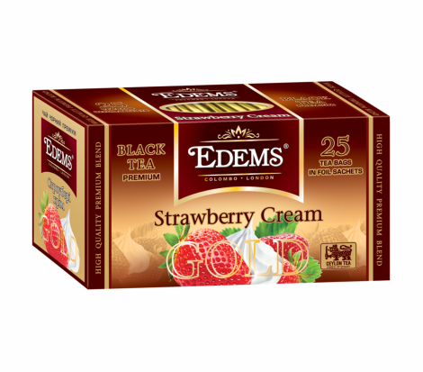 EDEMS STRAWBERRY CREAM GOLD