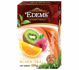 EDEMS MULTIFRUIT FLAVORED BLACK TEA