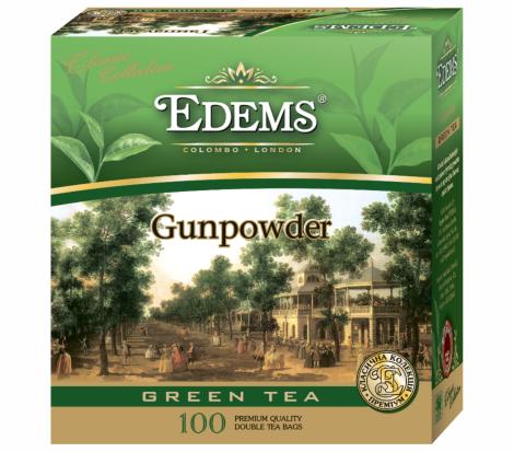 EDEMS GUNPOWDER 100tb