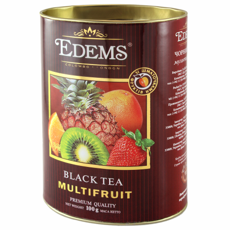 EDEMS MULTIFRUIT (BLACK)