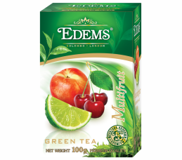 EDEMS MULTIFRUIT FLAVORED GREEN TEA