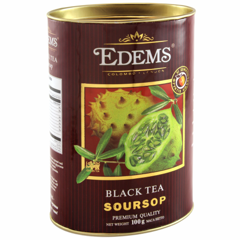 EDEMS SOURSOP BLACK TEA