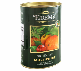 EDEMS MULTIFRUIT GREEN TEA