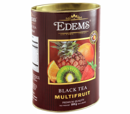EDEMS MULTIFRUIT BLACK TEA