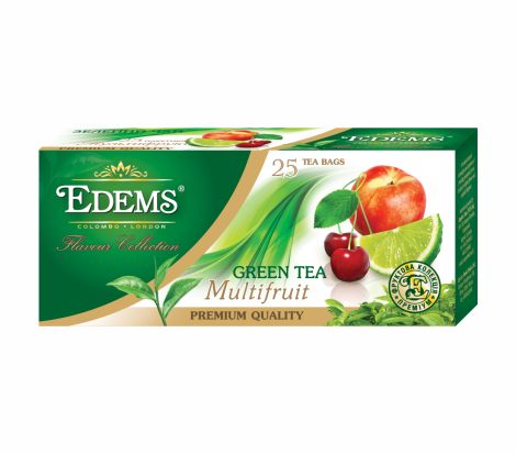 EDEMS MULTIFRUIT 25tb