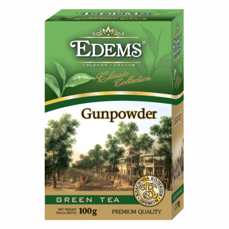 EDEMS GUNPOWDER